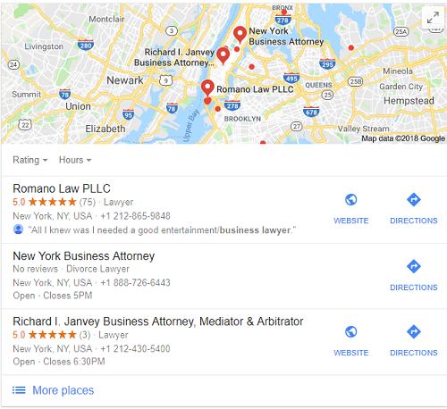 Local SEO Lawyer